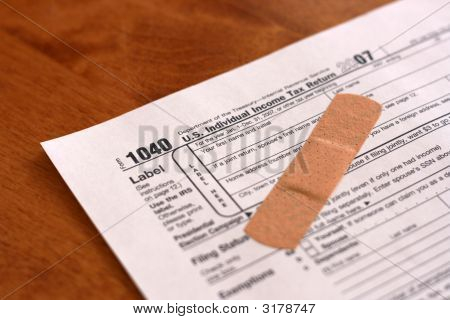 On Tax Form