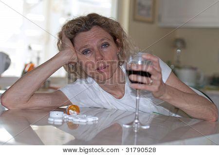 Alkohol-und Drogenmissbrauch