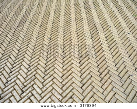 Brick Pattern Background