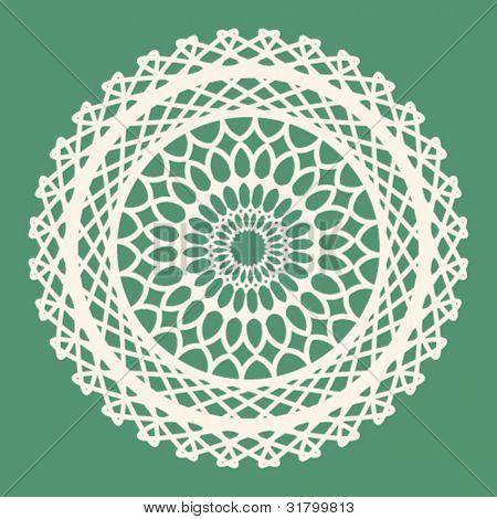 Beautiful lace dollie