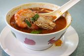 Spicy Thomyam Soup poster