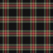 Tartan Stewart Royal  Plaid. Scottish Pattern In Green, Red And Black Cage. Scottish Cage. Tradition poster