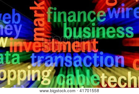 Finance Business Investment