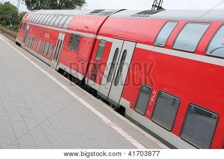 Deutsche Bahn Train