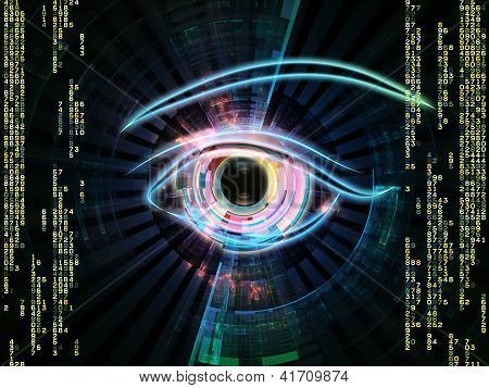 Eye Of Digital Progress