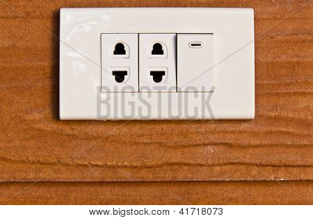 The Old Sockets And Switch