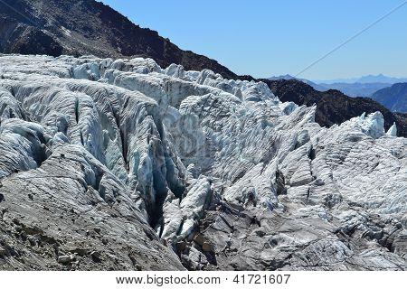 Glacial Crevice