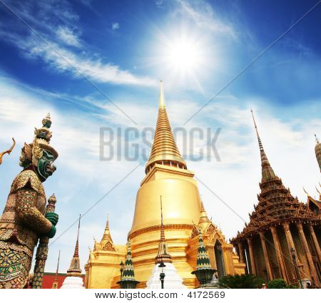 Palace In Bangkok