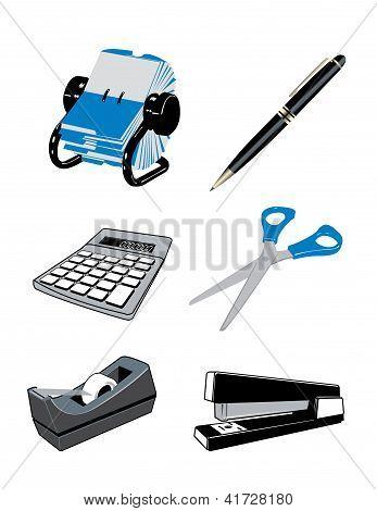 Office Desk Items
