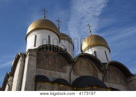 Temple Domes