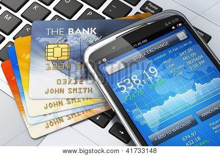 Mobile banking e o conceito de Finanças