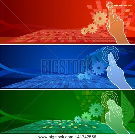 Multi  Touch Hand Gestures for Smart-phone, Tablet and Pad