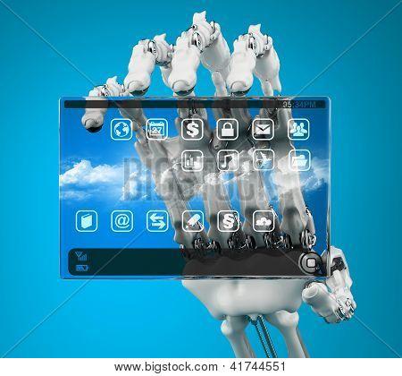 Concept Handheld Computer