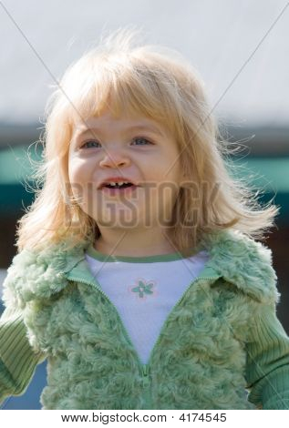 Hermosa niña