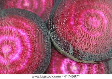 Beetroot Sliced