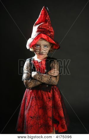 Toddler Girl , Halloween Costume
