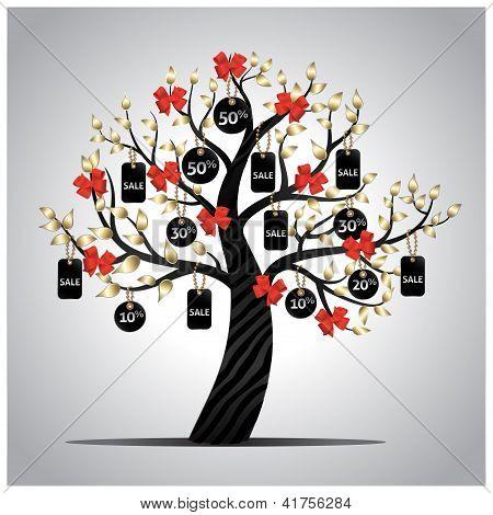 Vendas de árvore
