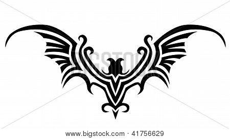 蝙蝠纹身 库存矢量图和库存照片 | bigstock