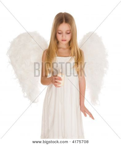 Peaceful Angel