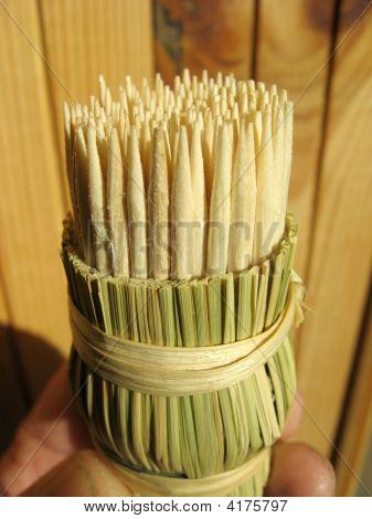 Teath Cleaning Sticks