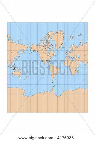 Mercator Americas