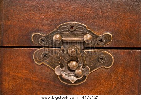 Treasure Chest Latch