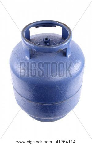 Photo of LPG gas tank