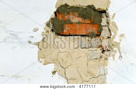 Destructed Wall