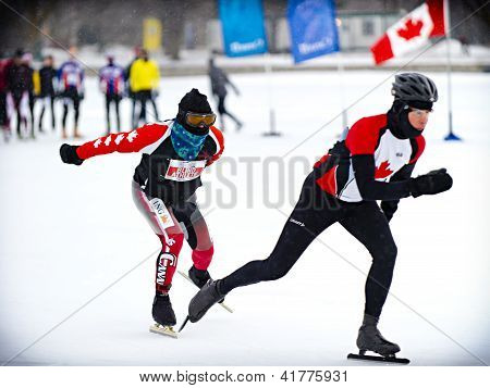 Winterlude Triathlon