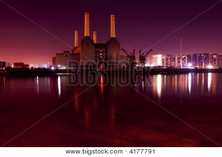 London Landmark - Battersea Power Station