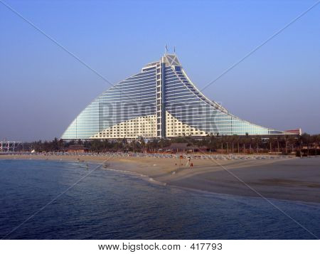Beach Hotel In Dubai