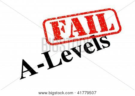 Failed A-levels