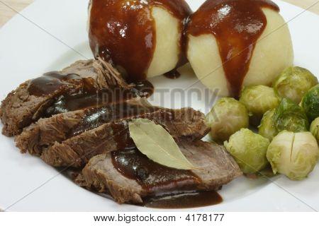 Roasted Beef