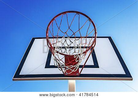 Panel Basketball Hoop-5