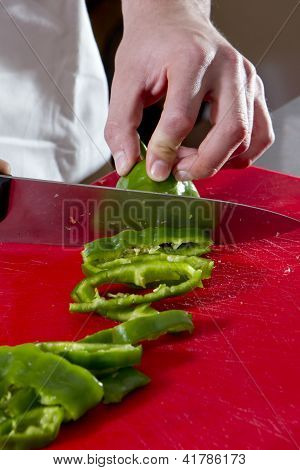 Young Chef Vegetables