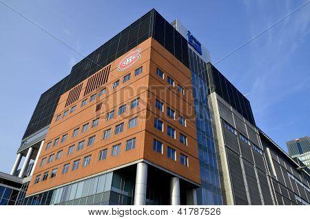 Bell Center, Montreal