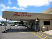 Toyota Service-center