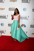 LOS ANGELES - FEB 1:  Kerry Washington arrives at the 44th NAACP Image Awards at the Shrine Auditori