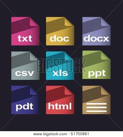 Vector Documents Formats