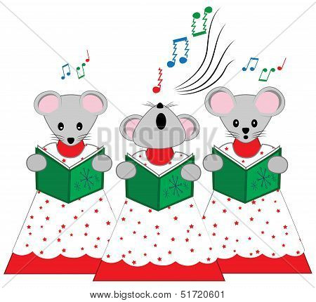 Christmas Church Mice