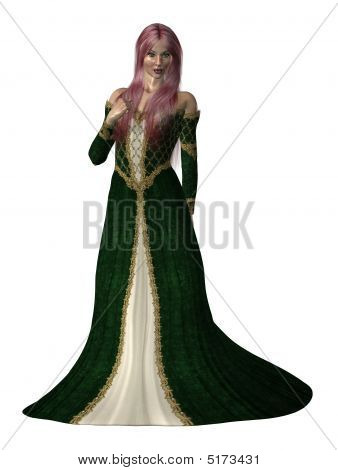 Cinderella Princess Standing