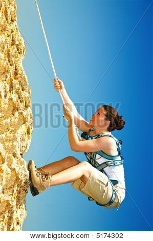Acrobat Girl