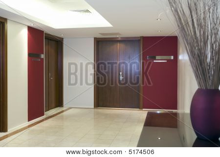 Corporate Meeting Room