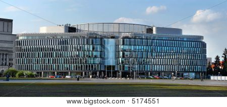 Office Park By Norman Foster