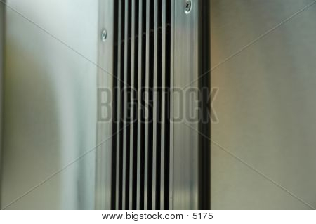 Metal Plate And Grill