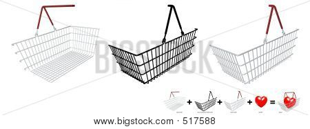 Your Content In A Basket