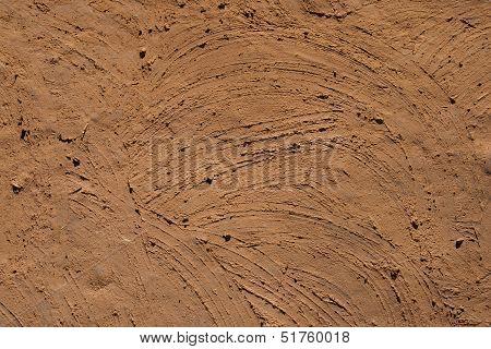 Mud Plaster
