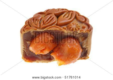 Egg Yolk Mooncake