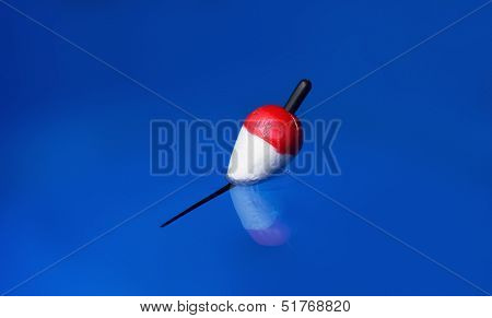 Close up of a Fishing Bobber
