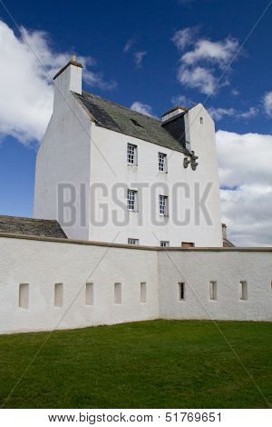 Corgarff Castle, Scotland